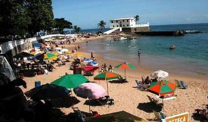Cheap hotel and hostel rates & availability in Salvador